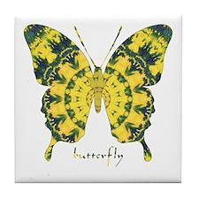 Solarium Butterfly Tile Coaster