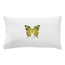 Solarium Butterfly Pillow Case
