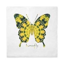 Solarium Butterfly Queen Duvet