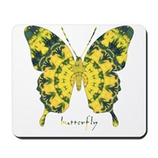 Solarium Butterfly Mousepad