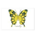 Solarium Butterfly Postcards (Package of 8)