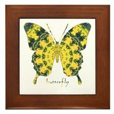 Solarium Butterfly Framed Tile