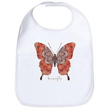 Kismet Butterfly Bib