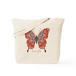Kismet Butterfly Tote Bag