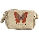 Kismet Butterfly Messenger Bag