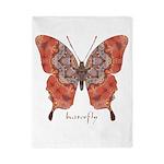 Kismet Butterfly Twin Duvet