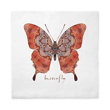 Kismet Butterfly Queen Duvet