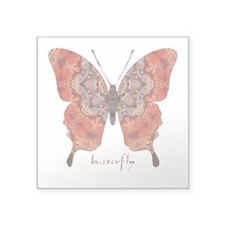 Kismet Butterfly Square Sticker 3