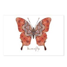 Kismet Butterfly Postcards (Package of 8)