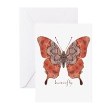 Kismet Butterfly Greeting Cards (Pk of 20)