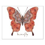 Kismet Butterfly Small Poster