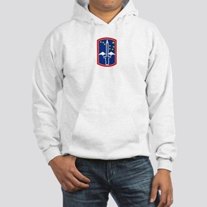 SSI - 172nd Infantry Brigade Hooded Sweatshirt