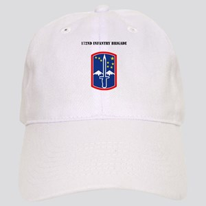 SSI - 172nd Infantry Brigade with Text Cap
