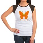 Rapture Butterfly Women's Cap Sleeve T-Shirt