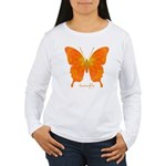 Rapture Butterfly Women's Long Sleeve T-Shirt