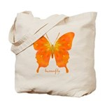 Rapture Butterfly Tote Bag