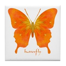 Rapture Butterfly Tile Coaster