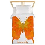 Rapture Butterfly Twin Duvet