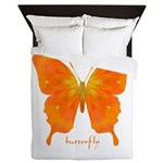 Rapture Butterfly Queen Duvet