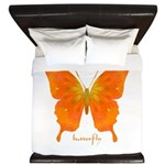 Rapture Butterfly King Duvet