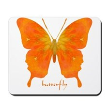 Rapture Butterfly Mousepad