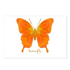 Rapture Butterfly Postcards (Package of 8)