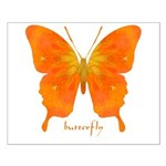 Rapture Butterfly Small Poster