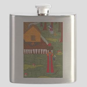 Vasilisa the Beautiful Flask