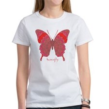 Sesame Butterfly Women's T-Shirt