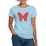 Sesame Butterfly Women's Light T-Shirt