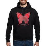 Sesame Butterfly Hoodie (dark)