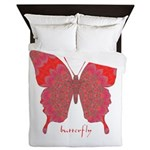 Sesame Butterfly Queen Duvet