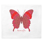 Sesame Butterfly King Duvet
