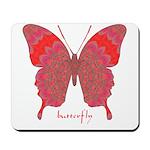 Sesame Butterfly Mousepad