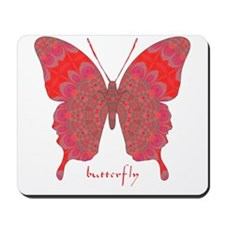Sesame Butterfly Mousepad