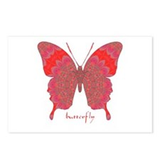Sesame Butterfly Postcards (Package of 8)