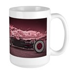 Hot Rod at Bonneville Large Mug