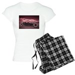Hot Rod at Bonneville Women's Light Pajamas