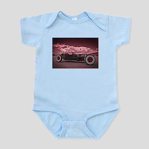 Hot Rod at Bonneville Infant Bodysuit