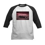 Hot Rod at Bonneville Kids Baseball Jersey
