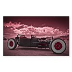 Hot Rod at Bonneville Sticker (Rectangle 10 pk)