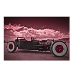 Hot Rod at Bonneville Postcards (Package of 8)