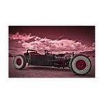Hot Rod at Bonneville 35x21 Wall Decal