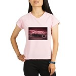 Hot Rod at Bonneville Performance Dry T-Shirt