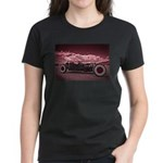 Hot Rod at Bonneville Women's Dark T-Shirt