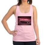 Hot Rod at Bonneville Racerback Tank Top
