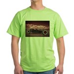 Hot Rod at Bonneville Green T-Shirt