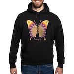 Quills Butterfly Hoodie (dark)