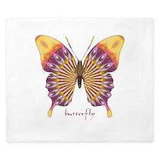 Quills Butterfly King Duvet