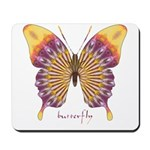 Quills Butterfly Mousepad